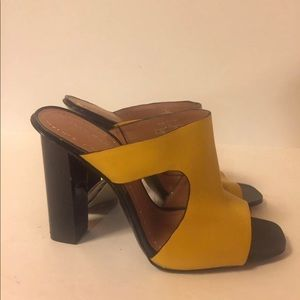 Zara Women's Leather Shoes Size 5